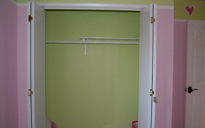 Preparing The Woodwork Before You Paint! Blog #6
